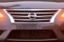 2013 Nissan Sentra SR Sedan Front Badge