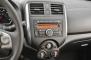 2014 Nissan Versa 1.6 SV Sedan Center Console