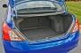 2014 Nissan Versa 1.6 SV Sedan Cargo Area
