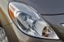 2014 Nissan Versa Headlamp Detail