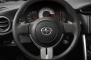 2013 Scion FR-S Coupe Steering Wheel Detail