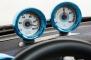2013 smart fortwo electric drive 2dr Hatchback Gauge Cluster