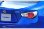 2013 Subaru BRZ Coupe Front Badge