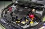 2014 Subaru XV Crosstrek 4dr SUV 2.0L Gas/Electric I4 Engine