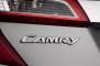 2013 Toyota Camry Hybrid XLE Sedan Rear Badge