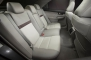 2014 Toyota Camry XLE Sedan Rear Interior