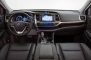 2014 Toyota Highlander Limited 4dr SUV Dashboard