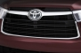 2014 Toyota Highlander Limited 4dr SUV Front Badge
