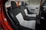 2012 Toyota Prius c 4dr Hatchback Rear Interior