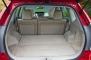 2012 Toyota Prius v Five Wagon Cargo Area