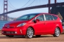 2012 Toyota Prius v Five Wagon Exterior