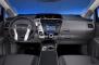 2012 Toyota Prius v Five Wagon Dashboard