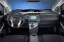 2012 Toyota Prius Five 4dr Hatchback Dashboard