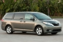2014 Toyota Sienna LE 8-Passenger Passenger Minivan Exterior