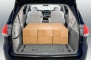 2014 Toyota Sienna LE 8-Passenger Passenger Minivan Cargo Area