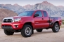2013 Toyota Tacoma Extended Cab Pickup Exterior