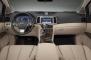 2013 Toyota Venza Limited Wagon Dashboard