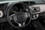 2013 Toyota Yaris LE 2dr Hatchback Steering Wheel Detail