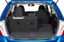 2013 Toyota Yaris LE 2dr Hatchback Cargo Area