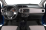 2013 Toyota Yaris LE 2dr Hatchback Dashboard