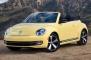 2013 Volkswagen Beetle Convertible 2.5L PZEV Convertible Exterior