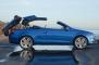 2012 Volkswagen Eos Lux SULEV Convertible Exterior
