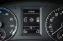 2013 Volkswagen Jetta Hybrid SEL Premium Sedan Information Display Detail