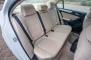 2013 Volkswagen Jetta Hybrid SEL Premium Sedan Rear Interior