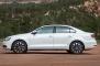 2013 Volkswagen Jetta Hybrid SEL Premium Sedan Exterior
