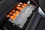 2013 Volkswagen Jetta Hybrid Engine Detail
