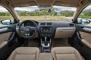2013 Volkswagen Jetta Hybrid SEL Premium Sedan Dashboard