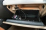 2013 Volkswagen Jetta Hybrid SEL Premium Sedan Glove Compartment Detail