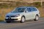 2013 Volkswagen Jetta SportWagen TDI Wagon Exterior
