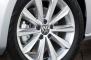 2013 Volkswagen Passat V6 SE Sedan Wheel