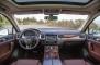 2014 Volkswagen Touareg TDI Sport 4dr SUV Dashboard