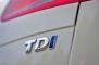 2014 Volkswagen Touareg TDI Sport 4dr SUV Rear Badge